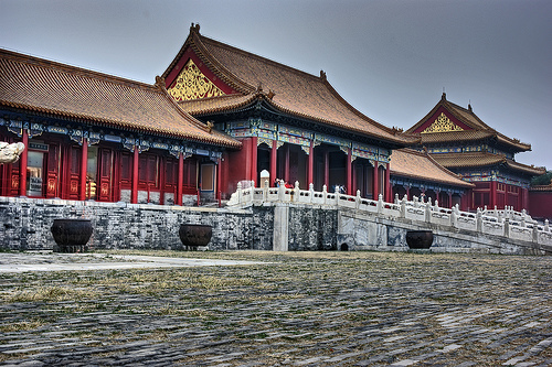 Forbidden City. Photo: Ray Devlin, used under Creative Commons License (By 2.0)