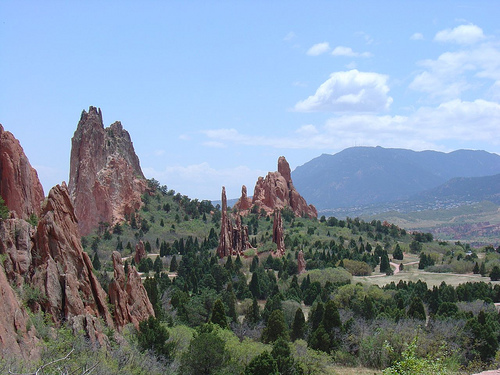 Colorado Springs - Garden of the Gods Photo: amanderson2, used under Creative Commons License (By 2.0)