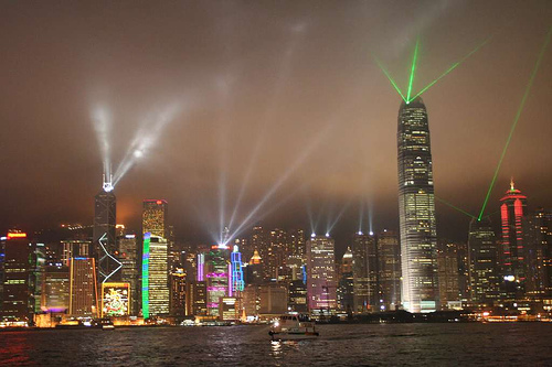 View of Hong Kong Habour. Photo: skyseeker, used under Creative Commons License (By 2.0)