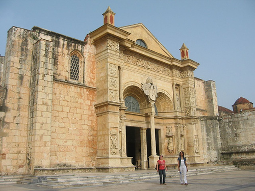 Caterdal de Santo Domingo. Photo: Ulises Jorge, used under Creative Commons License (By 2.0)