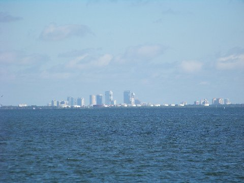 Tampa Bay. Photo: kthypryn, used under Creative Commons License (By 2.0)