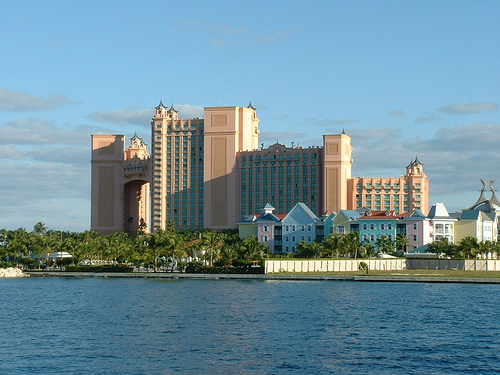 Atlantis Resort Photo: diywebmastery, used under Creative Commons License (By 2.0)