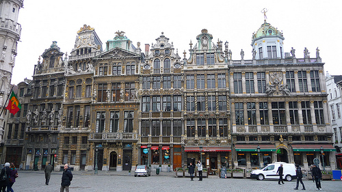 Brussels Photo: williamsdb, used under Creative Commons License (By 2.0)