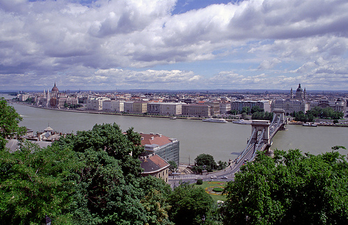 Budapest, Hungary - Photo: Rodefeld, used under Creative Commons License (By 2.0)