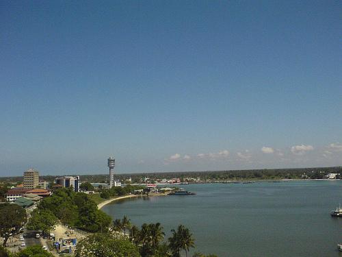 Dar es Salaam Photo: Ali Damji, used under Creative Commons License (By 2.0)