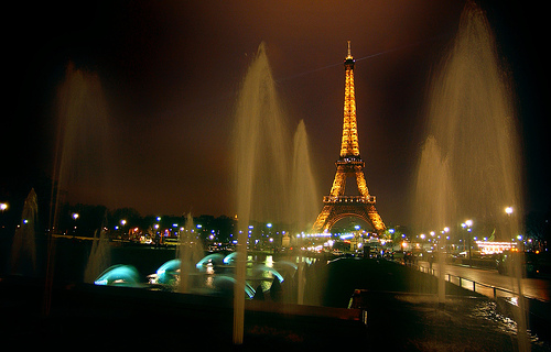Paris, France - Photo: agaw.dilim, used under Creative Commons License (By 2.0)