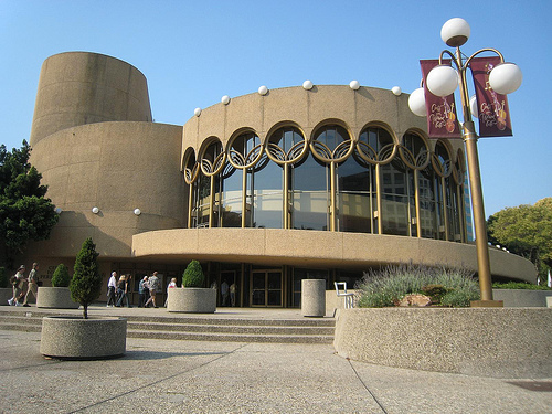 San Jose Center for Performing Arts Photo: BWChicago, used under Creative Commons License (By 2.0)