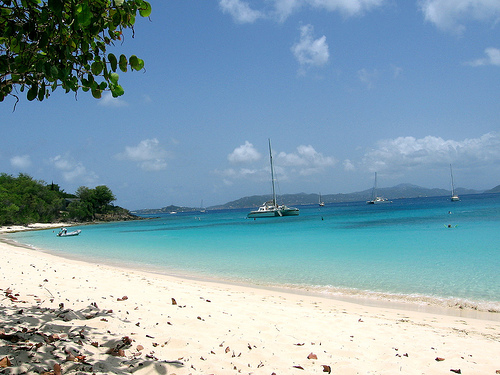 St. Thomas. Photo: bradspry, used under Creative Commons License (By 2.0)