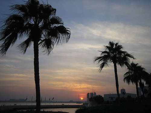 Doha, Qatar - Photo: vobios, used under Creative Commons License (By 2.0)