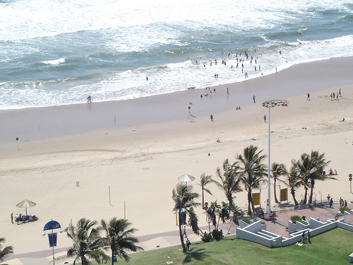 Durban Sea Front. Photo: norrebrogade, used under Creative Commons License (By 2.0)
