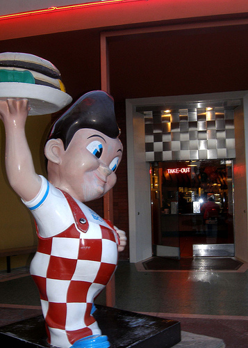 Bob's Big Boy, Burbank. Photo: Laurie Avocado, used under Creative Commons License (By 2.0)