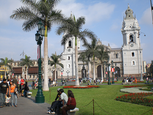 Lima, Peru Photo: ydnammmm, used under Creative Commons License (By 2.0)