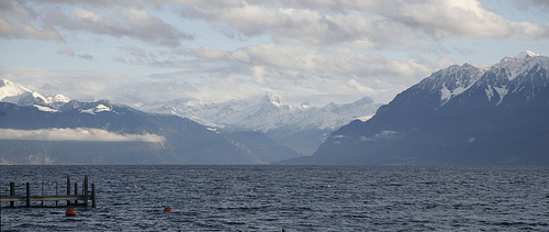 Lake Geneva Photo: dsearls, used under Creative Commons License (By 2.0)