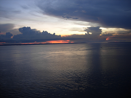 The Amazon, Manaus, Brazil Photo: JackPiranha, used under Creative Commons License (By 2.0)