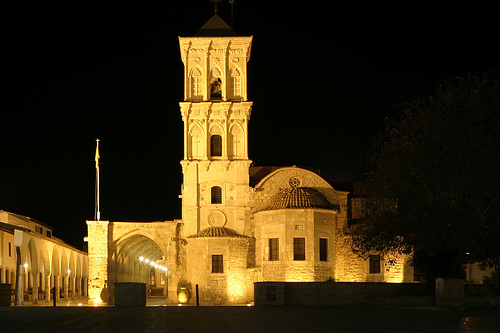 Church of Ayios Lazaros. Photo: Christian Stock, used under Creative Commons License (By 2.0)