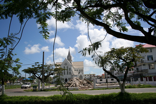 Georgetown, Guyana. Photo: Ambism, used under Creative Commons License (By 2.0)