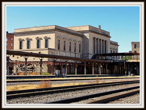 Omaha Burlington Station Photo: Loco Steve, used under Creative Commons License (By 2.0)