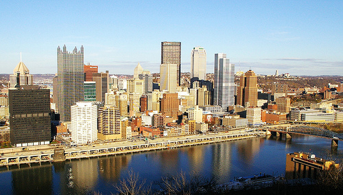 Pittsburgh, Pennsylvania. Photo: kla4067, used under Creative Commons License (By 2.0)