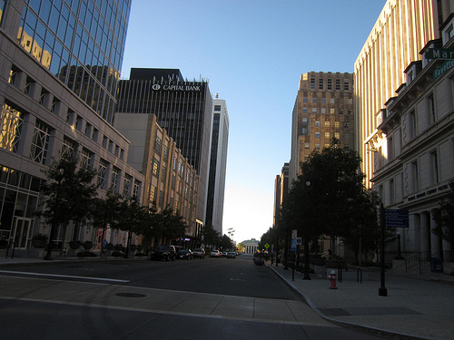 Raleigh, North Carolina. Photo: Dougtone, used under Creative Commons License (By 2.0)