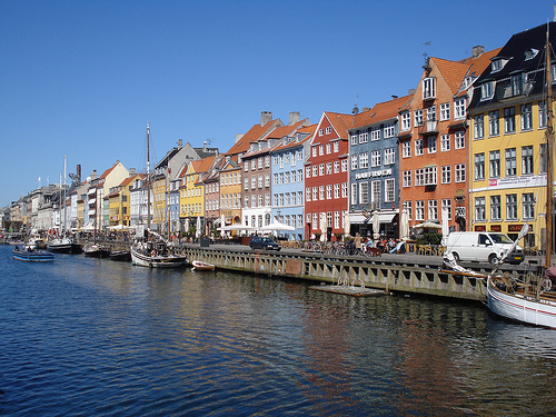 Copenhagen, Denmark Photo: JamesZ_Flickr, used under Creative Commons License (By 2.0)