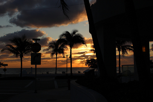 Fort Lauderdale @ Sunrise Photo: blueprnt12, used under Creative Commons License (By 2.0)