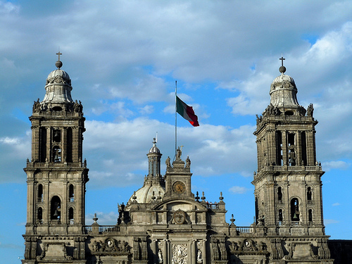 Mexico City Centro - Photo: rutlo, used under Creative Commons License (By 2.0)