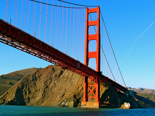Golden Gate Bridge, San Francisco Photo: jeffgunn, used under Creative Commons License (By 2.0)