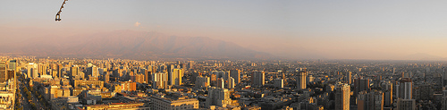 Santiago de Chile, Chile -  Photo: kiki.fenix, used under Creative Commons License (By 2.0)