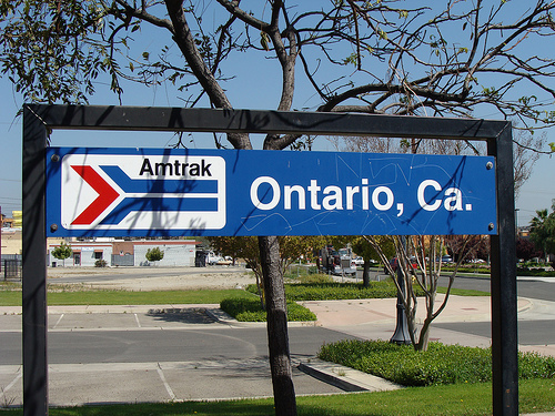 Ontario, California. Photo: Bonita la Banane, used under Creative Commons License (By 2.0)