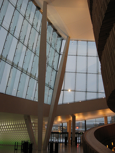 Oslo Opera House. Photo: jefseghers, used under Creative Commons License (By 2.0