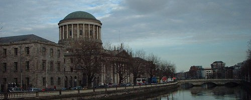 The Four Courts, Dublin, Ireland - Photo: jaqian, used under Creative Commons License (By 2.0)