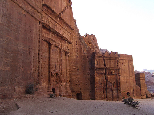 Petra, Jordan - Photo: ChrisYunker, used under Creative Commons License (By 2.0)