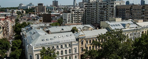 Kiev, Ukrain Skyline. Photo: World-wide-gifts.com, used under Creative Commons License (By 2.0)