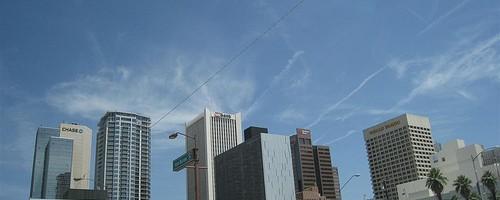 Phoenix, Arizona Skyline. - Photo: Dru Bloomfield, used under Creative Commons License (By 2.0)