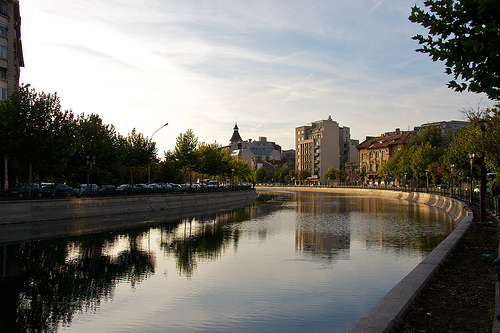 Bucharest, Romania - Photo: mariosp, used under Creative Commons License (By 2.0)