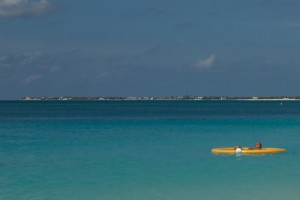 View from Seven Mile Beach, Grand Cayman. Photo: pmarkham, used under Creative Commons License (By 2.0)