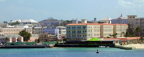 View of Nassau, Harbor. Photo:roger4336, used under Creative Commons License (By 2.0)