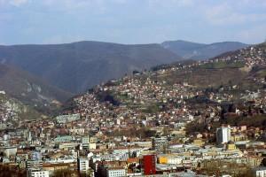 Sarajevo, Bosnia and Herzegovina - Photo: brian395, used under Creative Commons License (By 2.0)