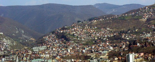 Sarajevo, Bosnia and Herzegovina - Photo: brian395, used under Creative Commons License (By 2.0)
