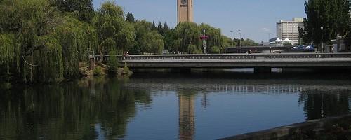 Park Downton @ Spokane, Washington - Photo: David Chartier, used under Creative Commons License (By 2.0)