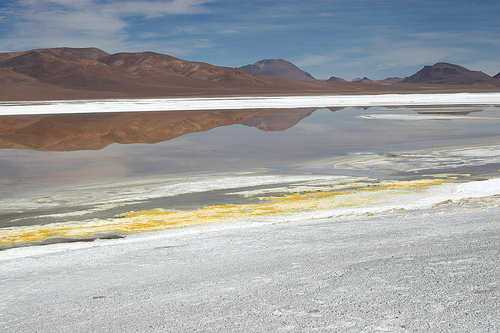 Salar de Atamaca Photo: Rodrigo Saiani, used under Creative Commons License (By 2.0)