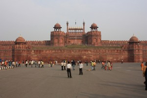 Red Fort, Delhi, India. Photo: Arian Zwegers, used under Creative Commons License (By 2.0)
