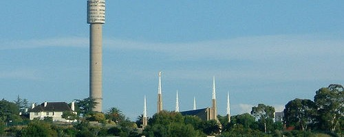 Skyline, Johannesburg, South Africa. Photo: ThisParticularGreg, used under Creative Commons License (By 2.0)