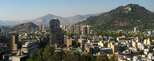 Santiago de Chile, Chile - Photo: Hector Garcia, used under Creative Commons License (By 2.0)