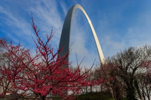 Gateway Arch, St. Louis, Missouri Photo: Philip Leara, used under Creative Commons License (By 2.0)