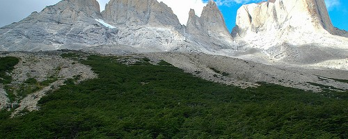 Torres del Paine, Patagonia, Chile Photo: cordyph, used under Creative Commons License (By 2.0)