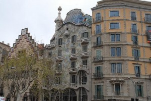 Casa Batllo. Photo: Guillaume Paumier, used under Creative Commons License (By 2.0)