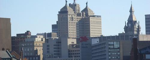 Buffalo, New York - Photo: Dougtone, used under Creative Commons License (By 2.0)