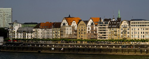 Dusseldorf, Germany. Photo: SebastianDooris, used under Creative Commons License (By 2.0)