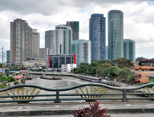 Manila, Philippines. Photo: jdn, used under Creative Commons License (By 2.0)